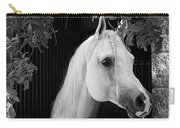 White Beauty - Series #5 Carry-all Pouch