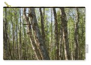 White Birch Forest Carry-all Pouch
