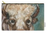 White Bison Carry-all Pouch