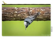 White-breasted Nuthatches Carry-all Pouch