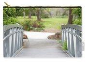 White Bridge Carry-all Pouch