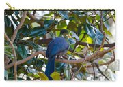White-cheeked Turaco Carry-all Pouch