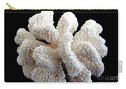 White Coral Carry-all Pouch