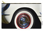 White Corvette Front Fender Carry-all Pouch