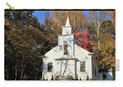 Little Country Church Carry-all Pouch