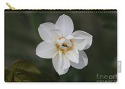 White Daffodils Carry-all Pouch