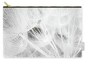 White Dandelions Carry-all Pouch