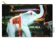 White Elephant. Meaning A Big Expensive Carry-all Pouch