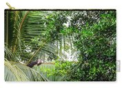 White Faced Capuchin Monkey Costa Rica Carry-all Pouch