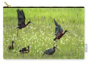 White-faced Ibis Rising, No. 1 Carry-all Pouch