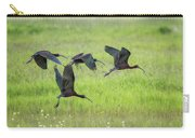 White-faced Ibis Rising, No. 2 Carry-all Pouch