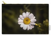 White Flower 1 Carry-all Pouch