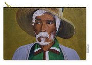 White Haired Man - 2d Carry-all Pouch
