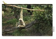 White Handed Gibbon 2 Carry-all Pouch