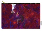 White Horse White Horse  Carry-all Pouch