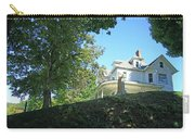 White House With Hillside Shade Carry-all Pouch