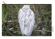 White Ibis Carry-all Pouch