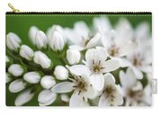White Loosestrife Gooseneck Carry-all Pouch