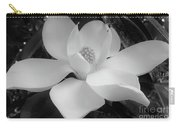 White - Magnolia - Beauty Carry-all Pouch