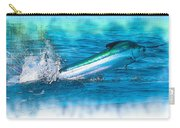 White Marlin -  From The Outer Banks Of North Carolina To Cape M Carry-all Pouch