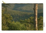 White Mountain Evening Carry-all Pouch