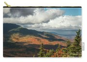 White Mountain Foliage Carry-all Pouch