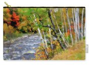White Mountains Brook Carry-all Pouch