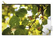 White Mulberries Carry-all Pouch