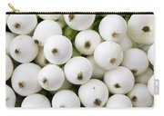 White Onions Carry-all Pouch by John Trax