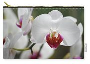 White Orchids 2 Carry-all Pouch