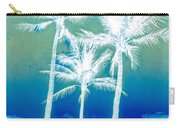 White Palms Carry-all Pouch