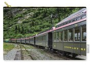 White Pass And Yukon Railway Carry-all Pouch