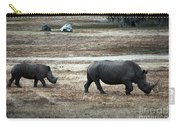 White Rhino's Carry-all Pouch