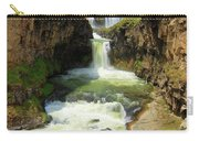 White River Falls D Carry-all Pouch