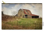 White River Trace Barn 2 Carry-all Pouch