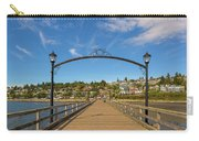 White Rock Pier In Bc Canada Carry-all Pouch