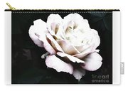 White Rose,stylization Carry-all Pouch