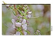 White Sage In Rancho Santa Ana Botanic Garden In Claremont-california  Carry-all Pouch