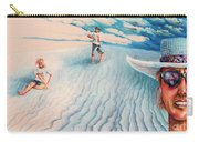 White Sands Family Carry-all Pouch