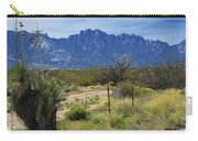 White Sands Missile Range Carry-all Pouch