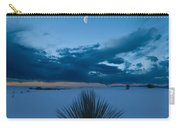 White Sands Moonrise Carry-all Pouch