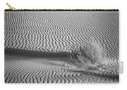 White Sands Ripples Carry-all Pouch