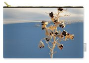 White Sands Yucca Carry-all Pouch