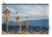 White Sands Yucca Row Carry-all Pouch
