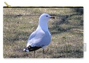 White Seagull Carry-all Pouch