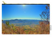 White Side Mountain Nantahala National Forest In Autumn Carry-all Pouch