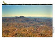 White Side Mountain Panorama Carry-all Pouch