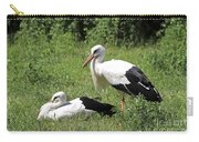 White Storks Carry-all Pouch