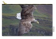 White-tailed Eagle Banks Carry-all Pouch