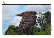 White Tailed Eagle Carry-all Pouch
